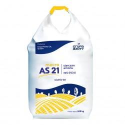 Гранулированный сульфат аммония AS 21 Macro 500 кг (Grupa Azoty)