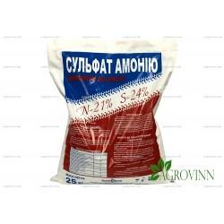 Кристаллический сульфат аммония Agrovit Group 25 кг