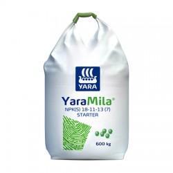 Минеральное удобрение Yara Mila NPK 18-11-13 600 кг