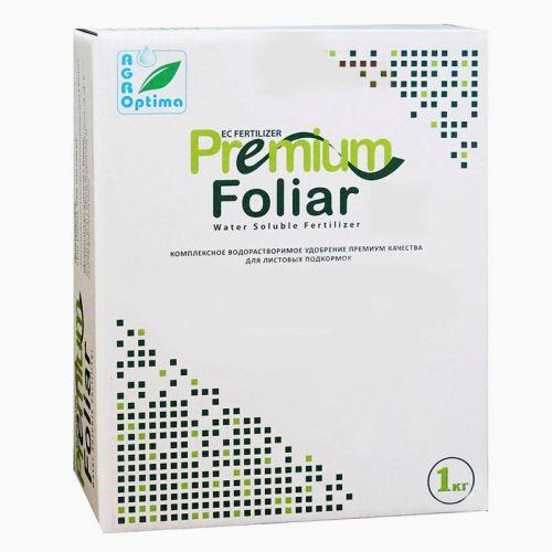 Минеральное удобрение Premium Foliar 3-11-38+4MgO+МЭ 1 кг